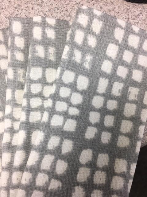$8.98 Grey napkins