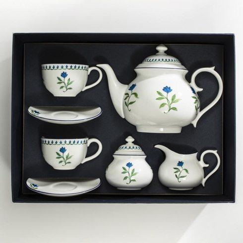 $595.00 Marguerite Tea for 2 Boxed Set