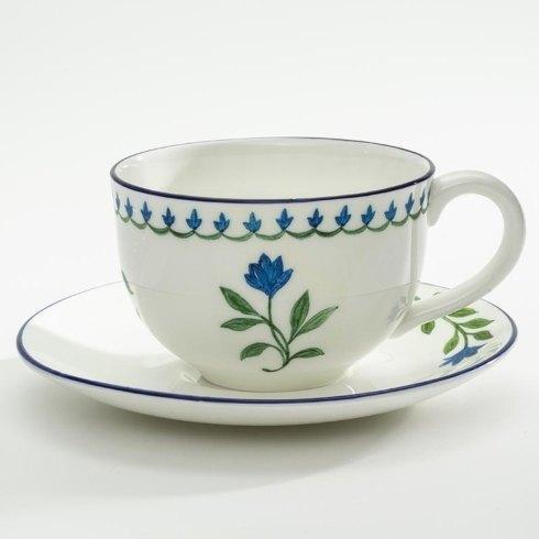 $98.00 Marguerite Tea Cup & Saucer