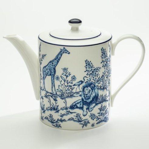 $215.00 Serengeti Tea Pot L/S