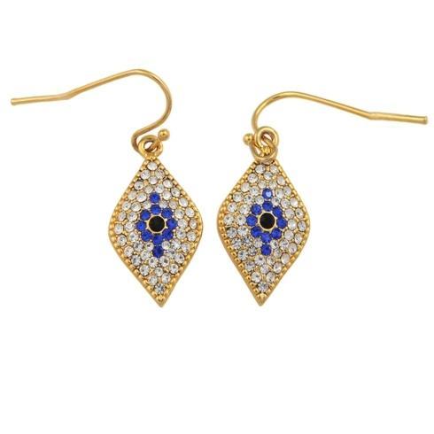 $85.00 Pave Earrings