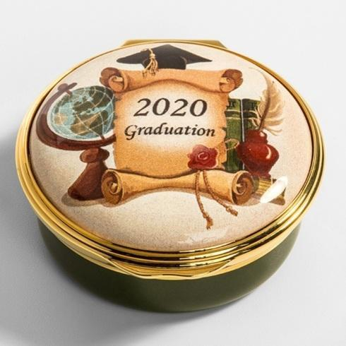 $250.00 2020 Graduation Enamel Box