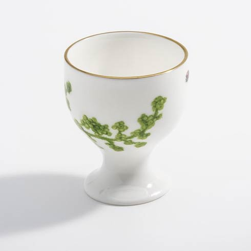$35.00 Egg Cup Footed