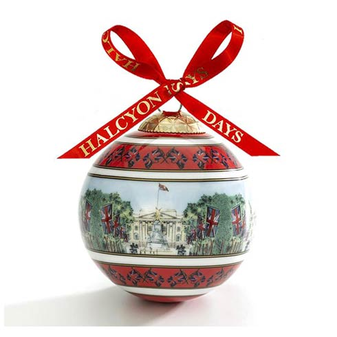 $49.00 Buckingham Palace from The Mall Bauble