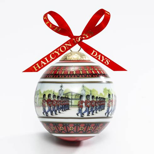 $49.00 Changing the Guard Bauble