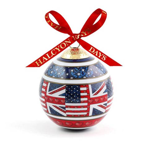 $49.00 A Very Special Relationship Bauble