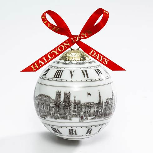 $49.00 The London Icons Bauble