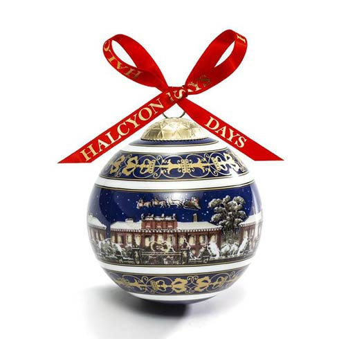 $49.00 London Palace by Night Bauble