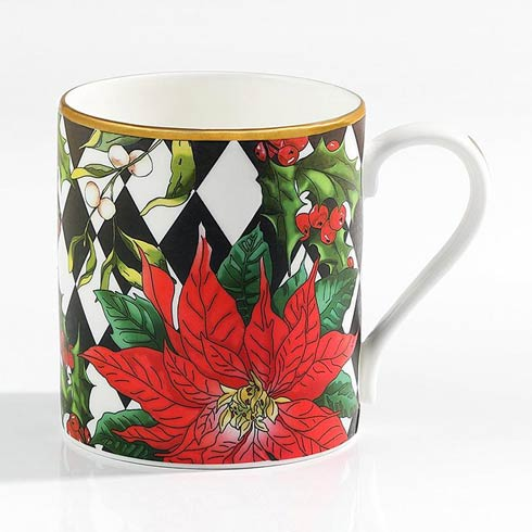 Parterre with Poinsettia collection with 14 products