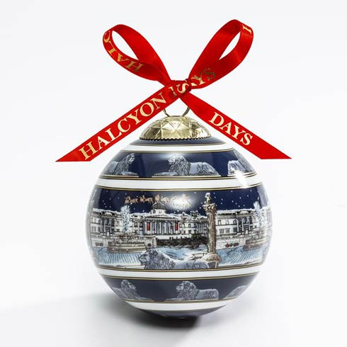 $49.00 Trafalgar Square by Night Bauble