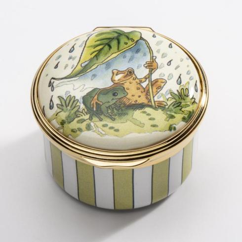 $275.00 We All Need Someone Enamel Box