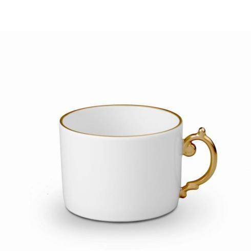 $84.00 Aegean Tea Cup gold