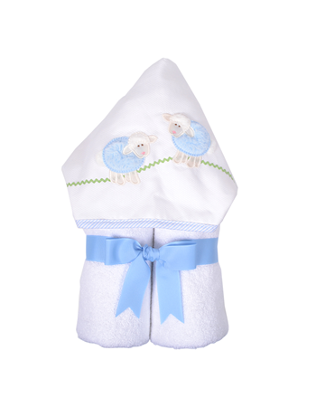 $48.95 White Little Lamb Everykid Towel