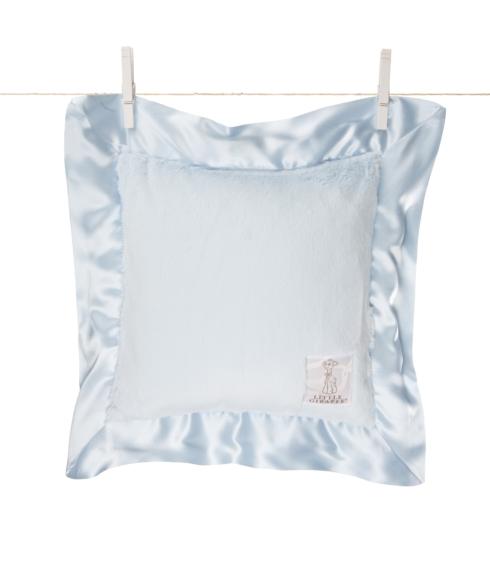 $44.00 Luxe Blue Pillow