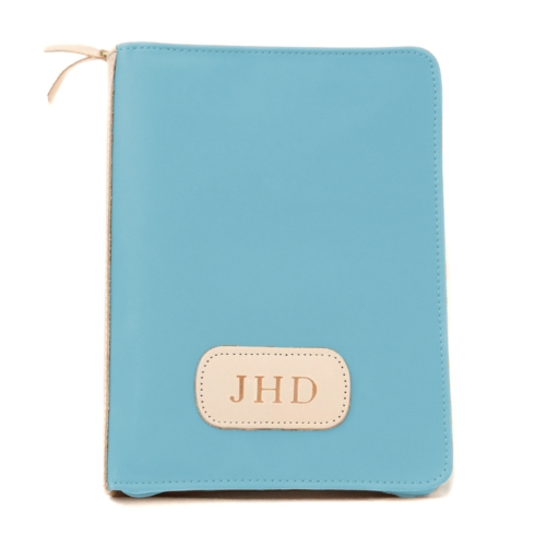 Personalized Canvas Zippered Agenda collection
