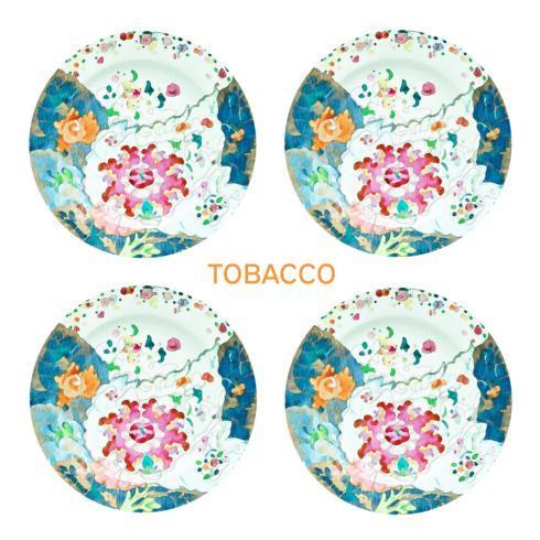 $24.00 Tobacco Leaf Coasters