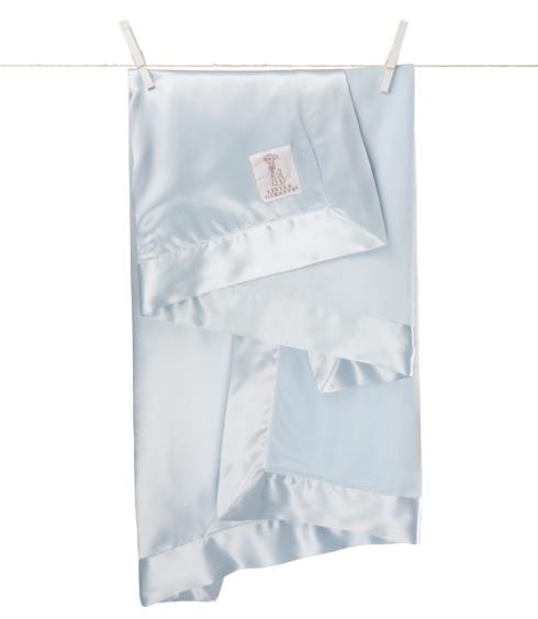 $58.00 Deluxe Velvet Blanket Blue