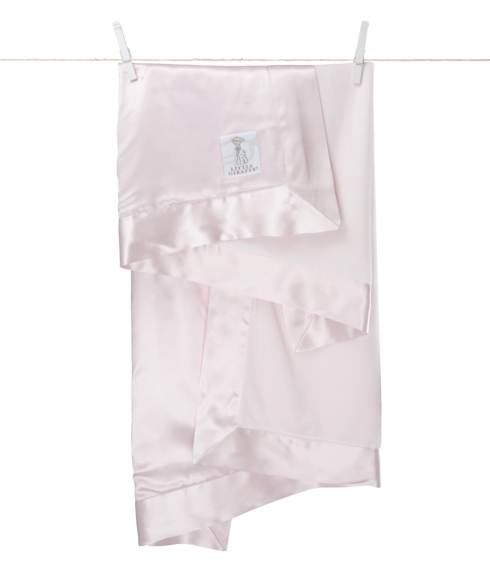 $58.00 Deluxe Velvet Blanket Pink