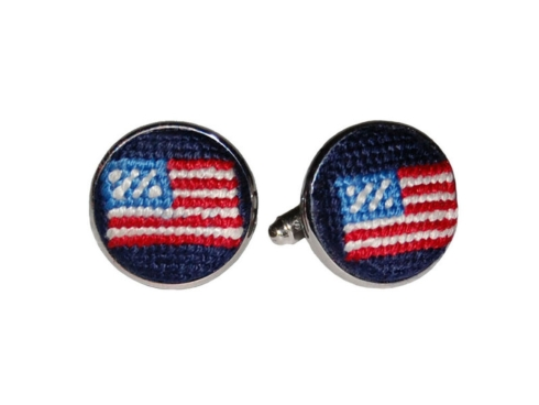 American Flag (Navy) Cufflinks collection with 1 products