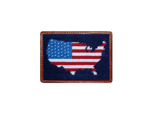 American Flag CC Wallet collection with 1 products