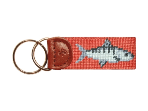 $28.50 Bone Fish Key Fob