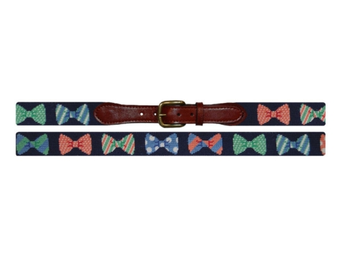 Bow Ties (Navy) Belt collection with 1 products