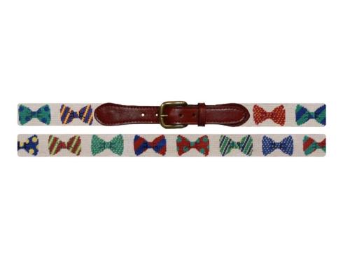 $165.00 Bowtie Belt (Cream)