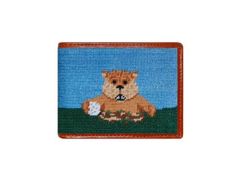 Caddyshack Needlepoint Wallet collection with 1 products