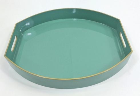 $96.95 Ellipse Tray (Sea)