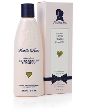 Extra Gentle Shampoo collection with 1 products