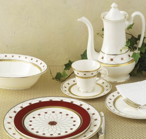 Katarina Cup & Saucer collection with 1 products