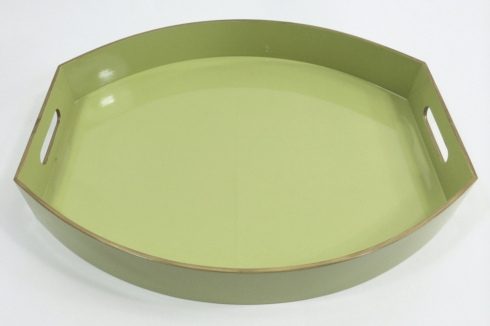 $96.95 Ellipse Tray (Lime)