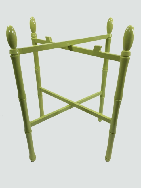 $76.95 Tray Stand (Lime)