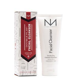 Travel Facial Cleanser/Exfoliator
