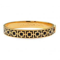Mosaic Bangle Black/Gold collection with 1 products