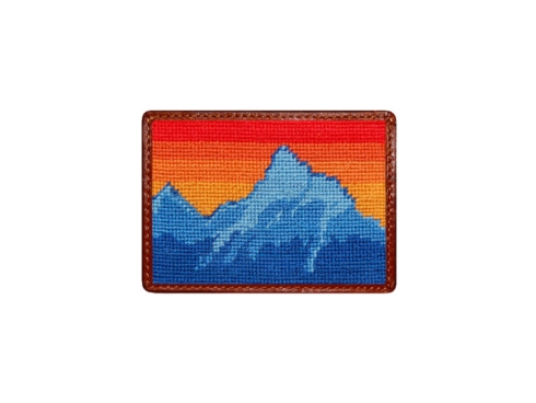 Mountain Sunset Card Wallet collection with 1 products