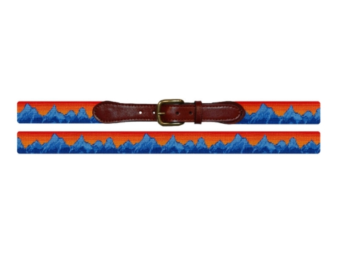 Mountain Sunset Belt collection with 3 products