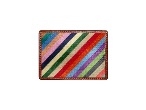 Parsons Stripe Credit Card Wallet collection with 1 products