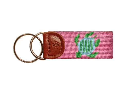 Pink Turtle Key Fob collection with 1 products
