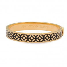 Rose Bangle Black/Gold collection with 1 products