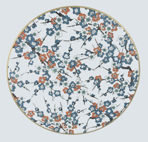 $36.95 Round Placemat (Blossom)