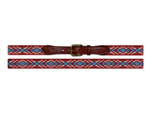 Santa Fe (Rust) Traditional Belt collection with 2 products