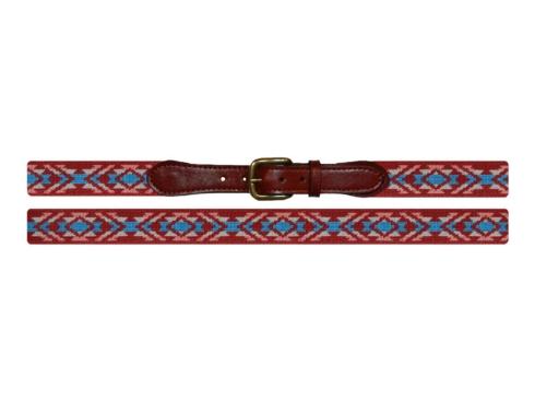 Santa Fe (Rust) Traditional Belt