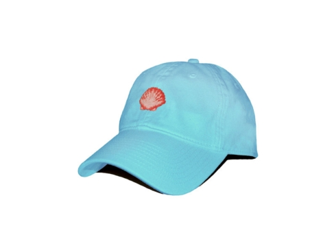 Scallop Shell Hat, Glacier collection with 1 products