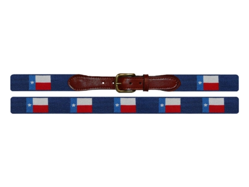 Texas Flag Belt collection with 4 products
