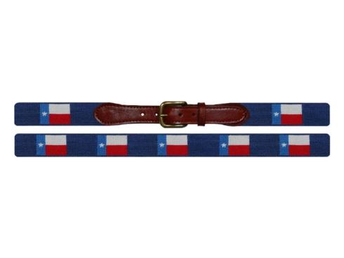 Texas Flag Belt