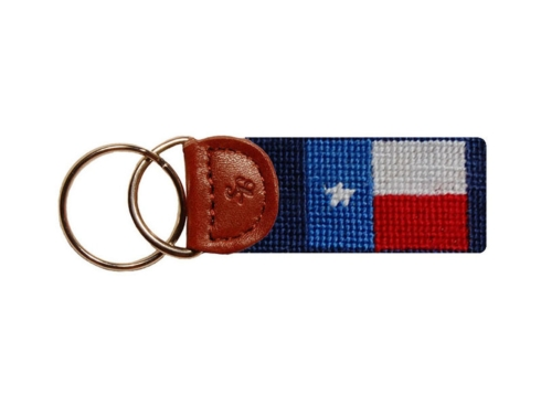 Texas Flag Key Fob collection with 1 products