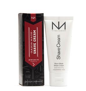 Travel Razor Made Shave Cream