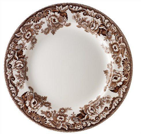 H. Hal Garner Exclusives  Spode Delamere Dinner Plate $29.00