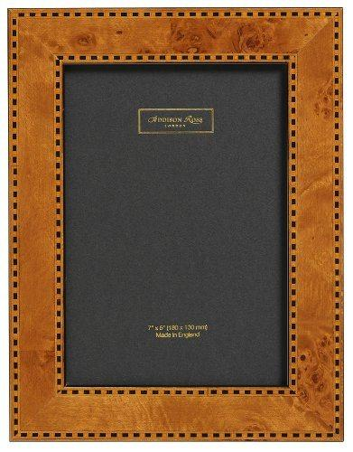 Double Check Marquetry Photo Frame